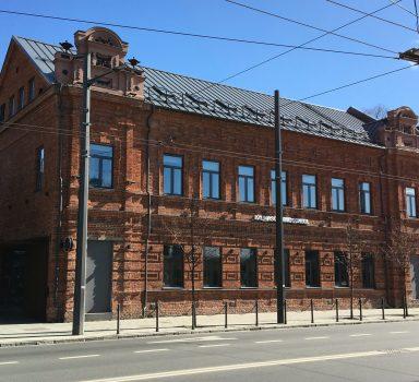 Kultūros paveldo objekto tvarkyba Kauno autobusų stotis