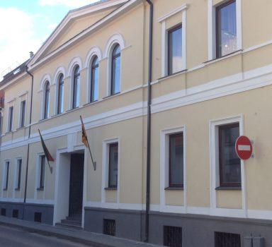 Kultūros paveldo objekto tvarkyba Muitinės g.
