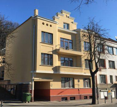 Kultūros paveldo objekto tvarkyba V. Putvinskio g. 54